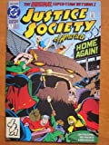 img - for Justice Society of America #1, August 1992 book / textbook / text book