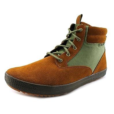 Cushe Men's Method Boot,Brown/Olive Suede,US 8/EU ...