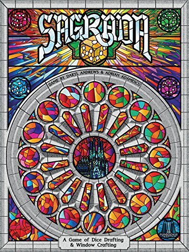 Floodgate Games Sagrada Board Game by Floodgate Games