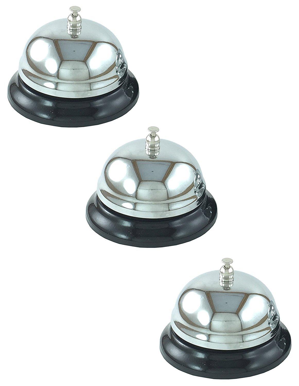 Desk Call Bell - Pack of 3