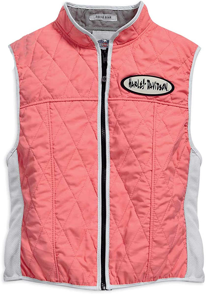 limited guantity cheap prices wholesale sales HARLEY-DAVIDSON Womens Misty Cooling with HyperKewl Lining Pink ...