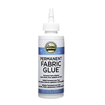 Aleene's 24914 Permanent Fabric Glue