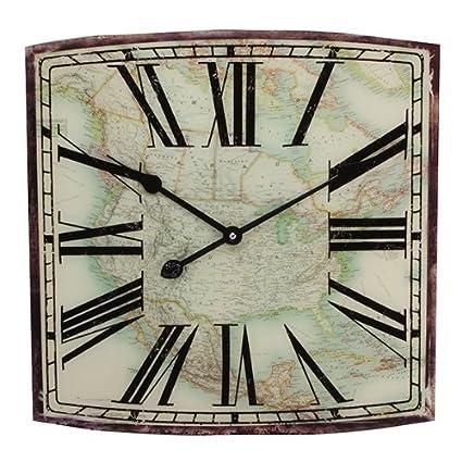 Tiempo de casa reloj de pared - mundiales 50 ...