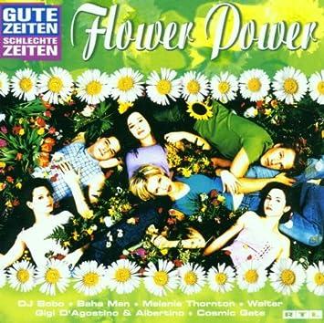 Gzsz Gute Zeiten Schlechte Zeiten Flower Power Various Dj Bobo