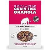 Paleo Food Company Il Alimenti Paleo Co Bacca E Mandorle Senza Cereali Muesli 340g