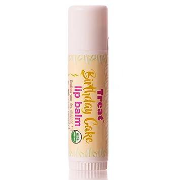 Amazon TREAT Jumbo Lip Balm Organic Cruelty Free 50 OZ