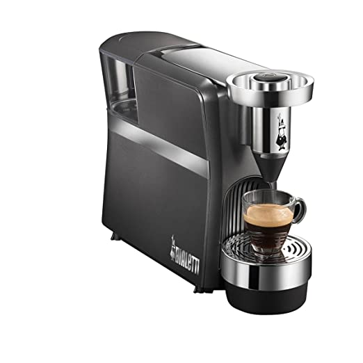 5 opinioni per Bialetti Diva CF70- coffee makers (freestanding, Fully-auto, Pod coffee machine,