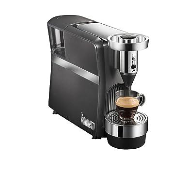 Bialetti Diva CF70 Independiente Totalmente automática Máquina de café en cápsulas 0.6L 1tazas Antracita -