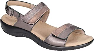 product image for SAS Women's, Nudu Sandal Pewter 7 S