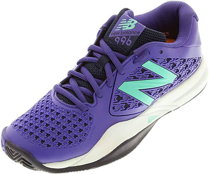 New Balance WC996 B V2 – PT2 Zapatillas, color morado, multicolor, 7(37.5): New Balance: Amazon.es: Zapatos y complementos