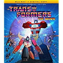 Transformers: The Movie : 30th Anniversary Edition