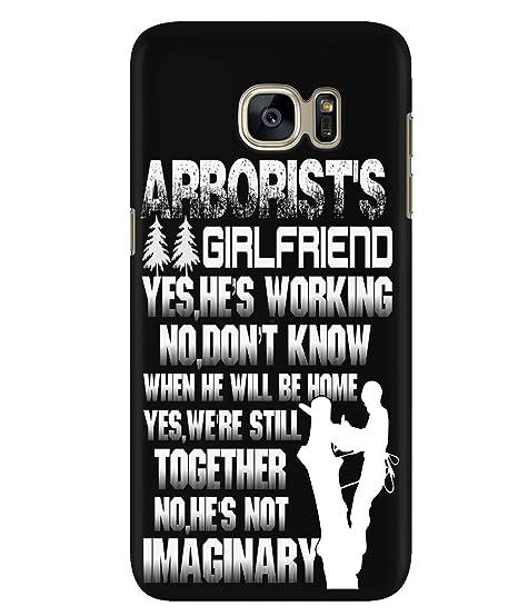 Amazon Com Design For Samsung Galaxy S7 Case Arborist S Girlfriend
