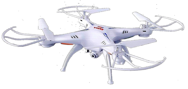 Syma x5sc Explorers II dron quadrokopter UFO quadkopter Cámara 2,4 ...
