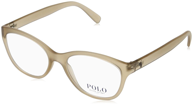 Polo Gafas Matte Black C52 De Ropa Ph2159 Monturas Mujer Para VMqUSLGzp