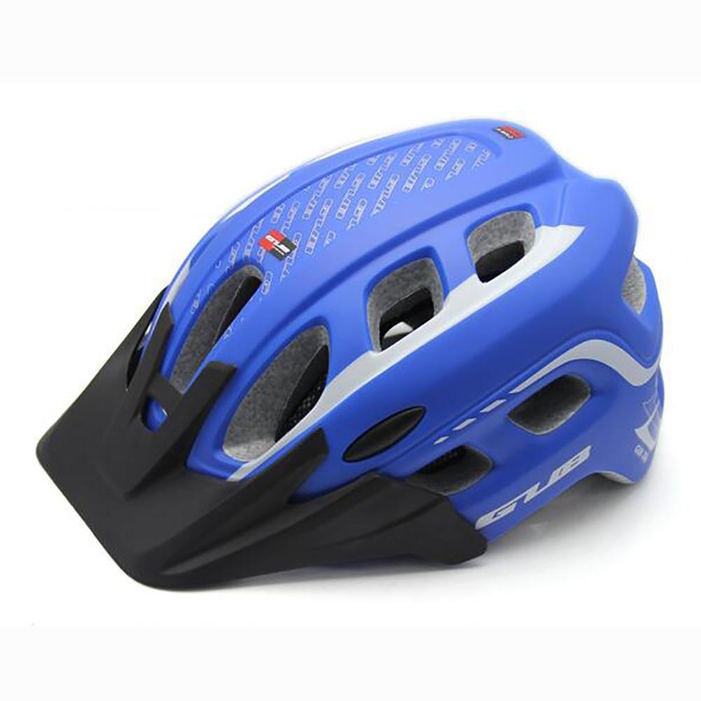 MIAO Fahrradhelm - Mountainbike Radfahren Schutzausrüstung Insektennetz Integrierte Umformhelme mit Insektennetz Schutzausrüstung 3e103d