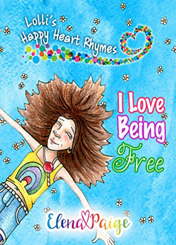 Love Being Free Inspiring children ebook product image