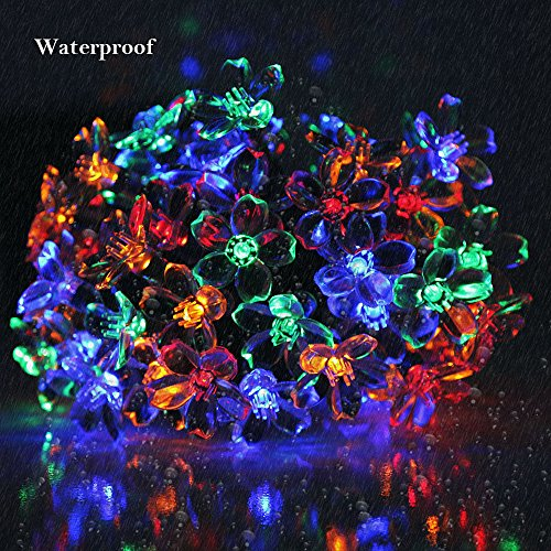 Good 30 LED Fairy String Light Wedding Party Outdoor Garden Garland Decor Multi-color