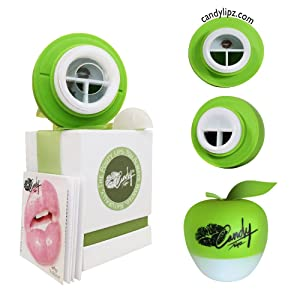 Genuine Candylipz Lip Plumper Green Apple (S to M)