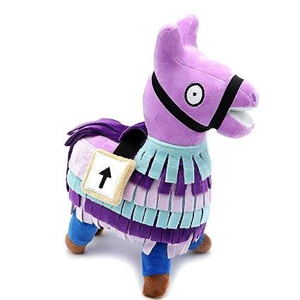 FOONEE Fortnite Llama - Figura de Peluche 2018, Juguete de Peluche para niños y cumpleaños