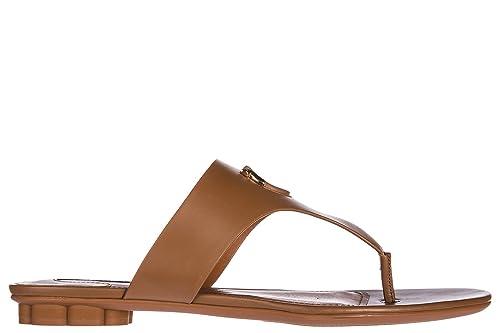 Sandalias de piel Lasa 10 Salvatore Ferragamo nbfbV