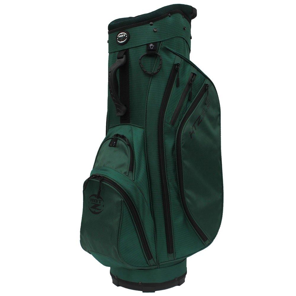 hot-zゴルフバッグ3.5カートバッグ  フォレストグリーン B0796GP4TD