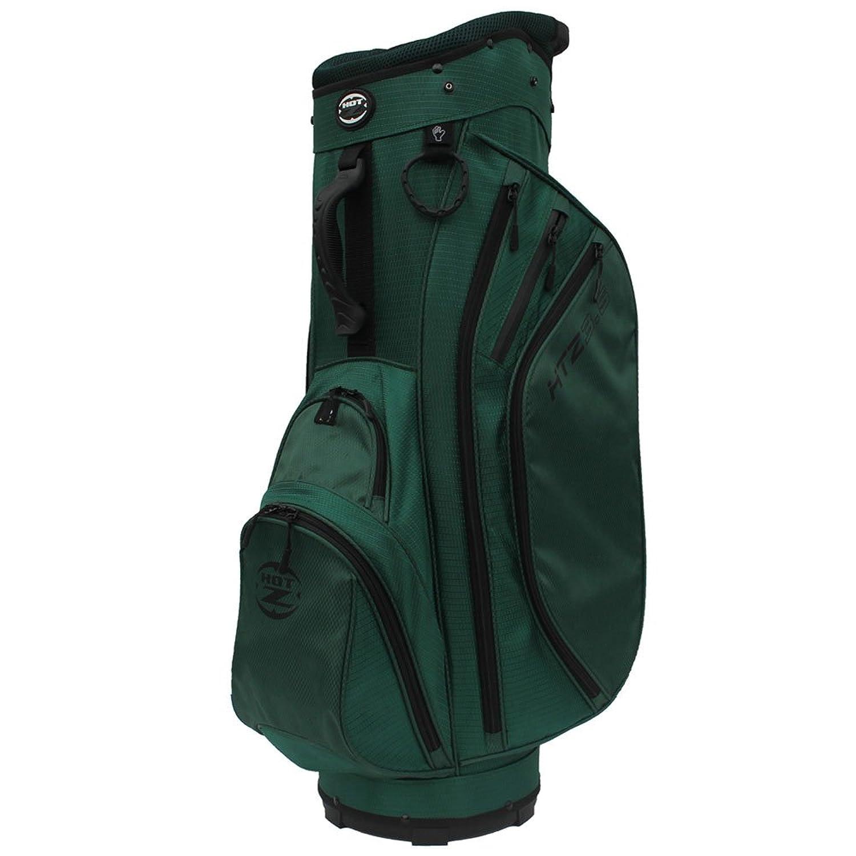 hot-zゴルフバッグ3.5カートバッグ B0796GP4TD  フォレストグリーン