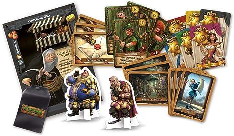 Edge Entertainment- Sheriff De Nottingham: Alegres Compañeros - Español, Color (EECMSN02): Amazon.es: Juguetes y juegos