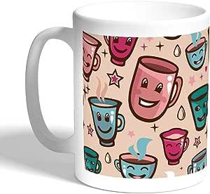 ديكالاك كوب سيراميك للقهوة - mug-03454