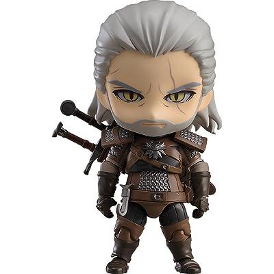 Good Smile The Witcher 3: Wild Hunt: Geralt Nendoroid Action Figure: Toys & Games