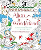 Alice in Wonderland Coloring Book