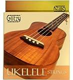 Glitzy Stainless Steel Ukulele String
