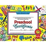 Preschool Certificate (Set of 30)