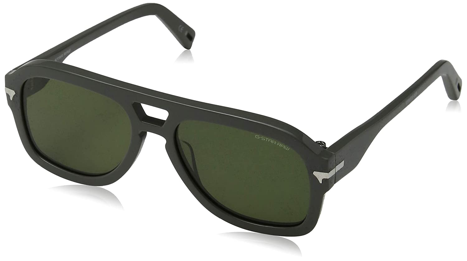 G-STAR RAW GS601S Fat Tacoma 035 55 Gafas de Sol, Grey ...