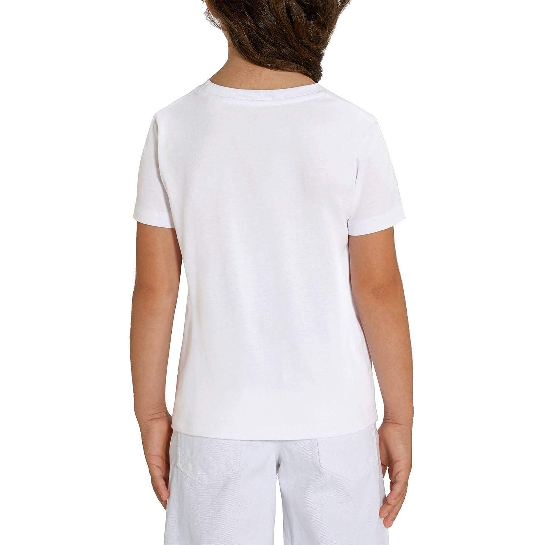 Disney Peter Pan Childrens Unisex White T-Shirt