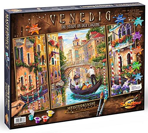 Schipper Adult Paint By Number: Venice