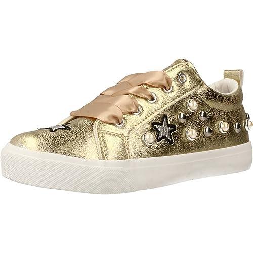 Conguitos Zapatillas Para Niña, Color Gold, Marca, Modelo Zapatillas Para Niña IV551216 Gold: Amazon.es: Zapatos y complementos