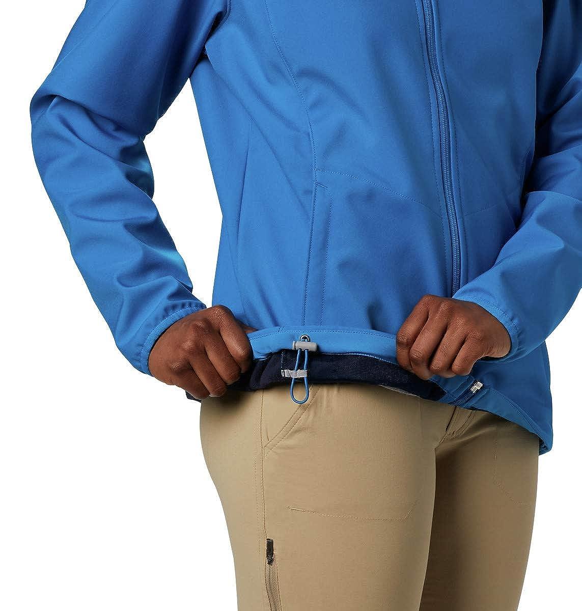 Columbia Womens Kruser Ridge II Softshell Jacket Water /& Wind Resistant