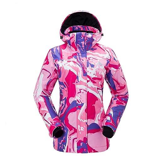 Peng sounded Traje de Esquí para Mujer Ropa de esquí al aire libre ...