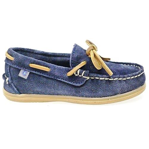 Conguitos Mocasines de Vestir Azul Niño FV1 27103: Amazon.es: Zapatos y complementos