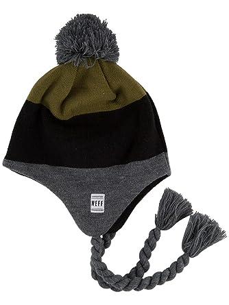 0a88e301cf4 Amazon.com  NEFF Unisex Ryder  15 Beanie Hats One Size Black  Clothing