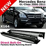 Mercedes Gl-class Gl320 Gl350 Gl450 Gl550 2006 to 2011 X164 Running Board Side Step Bar