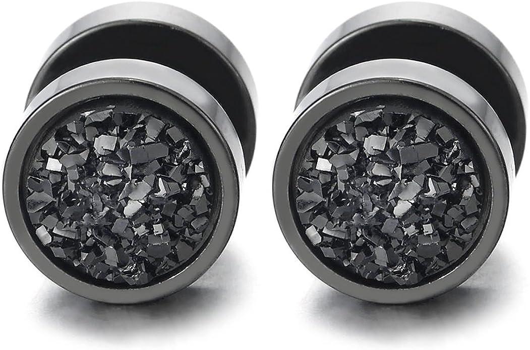 Solide chaine japonaise en acier JBP plaqu/ée noire Bobine enti/ère et coupes /à la demande disponibles