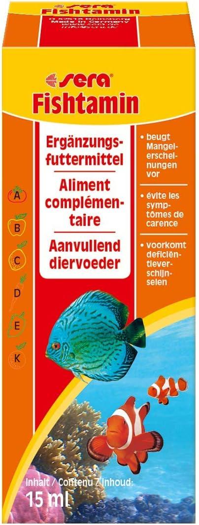 Sera Fishtamin 15 ml