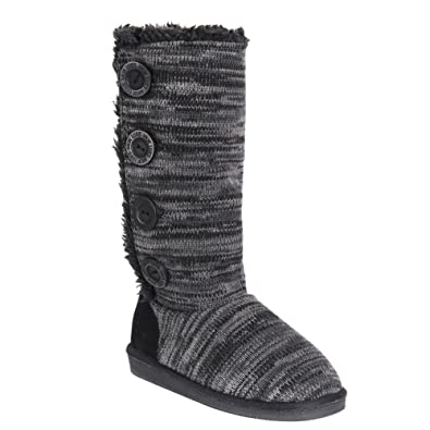 Women's Liza Black Fashion Boot