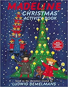 Madeline Christmas Activity Book: Ludwig Bemelmans: 9780670015689 ...