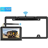 LeeKooLuu 720P Digital Wireless Backup Camera System