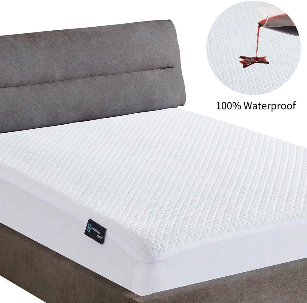 Free Amazon Promo Code 2020 for SunStyle Home Waterproof Mattress