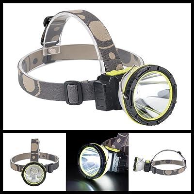 Hunpta lampe frontale + Lanterne Ultra Lumineux 6-mode LED étanche pour  vélo randonnée NEUF 60480db73e0d