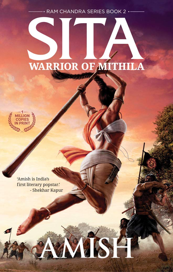 Buy Sita: Warrior of Mithila (Ram Chandra Series - Book 2) Book Online at  Low Prices in India | Sita: Warrior of Mithila (Ram Chandra Series - Book  2) Reviews & Ratings - Amazon.in