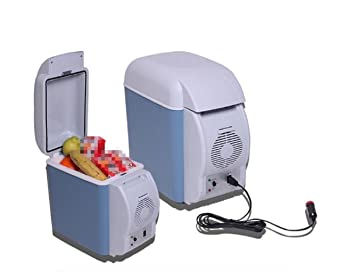 Kühlschrank Camping : Sgtrehyc mini kühlschrank kfz mobiltelefon für den fahrzeuge